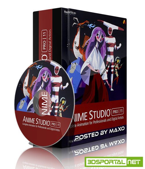 Smith Micro Anime Studio Pro 1 ...