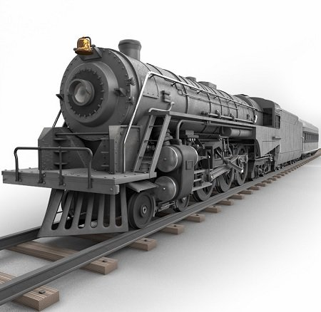 TurboSquid - Berkshire Steam L ...