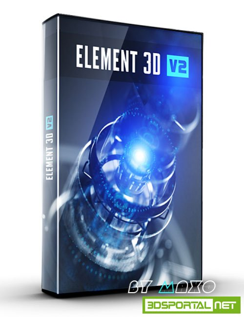 Video Copilot Element 3D v2.2.2.2147 for After Effects