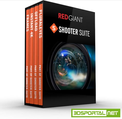 Red Giant Shooter Suite v13.0.4 Win64