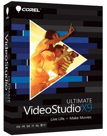 Corel VideoStudio Ultimate X9  ...