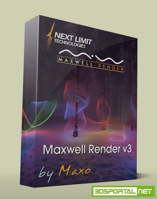 NextLimit Maxwell Render for 3 ...
