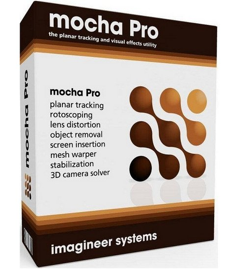 Imagineer Systems Mocha Pro OFX Plugin v5.1.0 Win/Mac