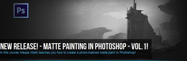 Matte Painting in Photoshop Vo ...