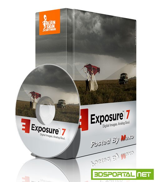Alien Skin Exposure X2 Bundle 1.0.0.56 Revision 34645 MacOSX