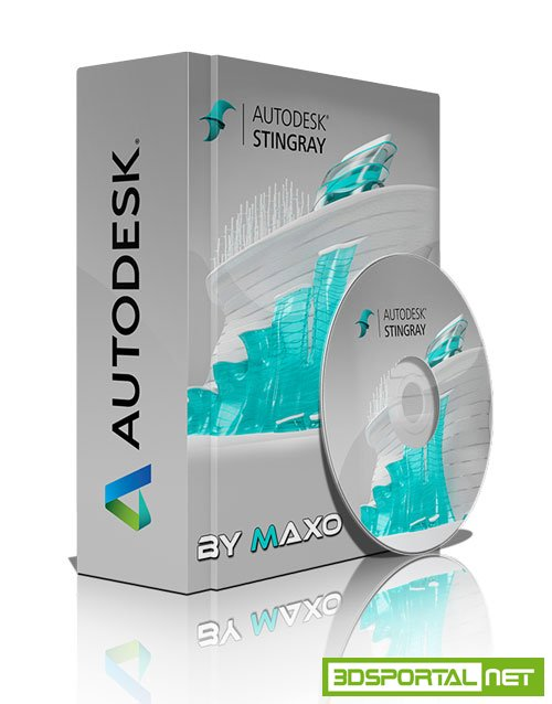 Autodesk Stingray 2017 version ...