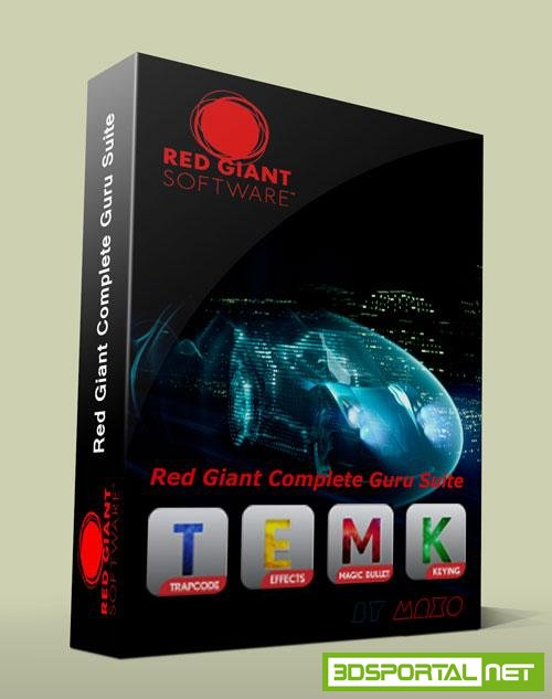 Red Giant Complete Suite 2016 for Adobe CS5 - CC 2015.5 Win (Oct 19 2016)