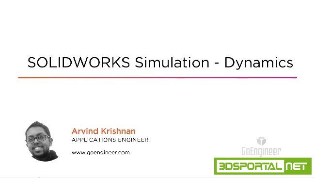 SOLIDWORKS Simulation - Dynami ...