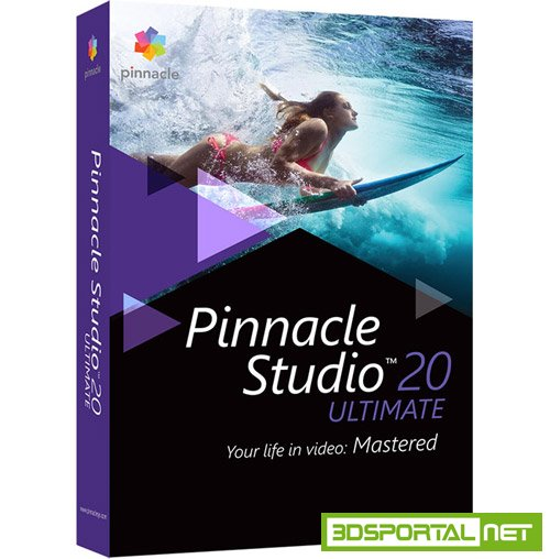 Pinnacle Studio Ultimate 20.1. ...