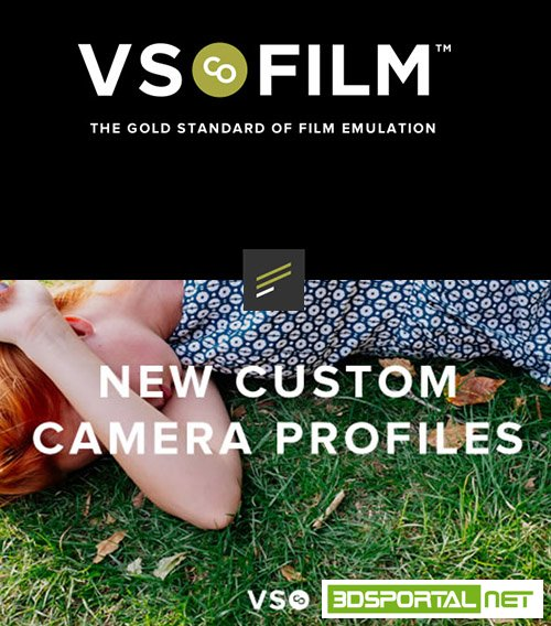 VSCO FILM® 01 for Lightroom CC, 6, 5 & 4 and Photoshop CS6, CC