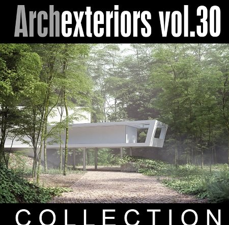 Evermotion Archexteriors vol. 30