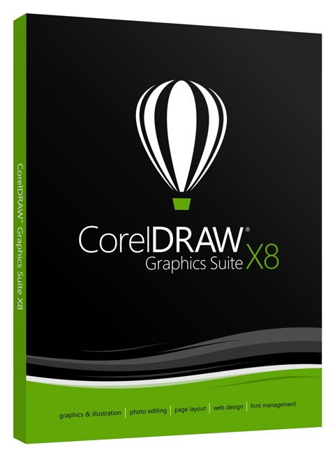 CorelDRAW Graphics Suite X8 Up ...