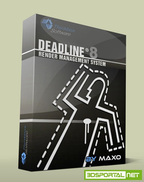Thinkbox Deadline 8.0.12.4 Win