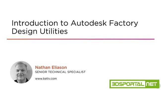 Introduction to Autodesk Facto ...