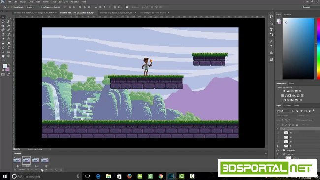 Learn Professional Pixel Art & ...