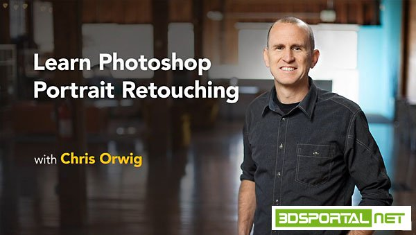 Learn Photoshop Portrait Retou ...