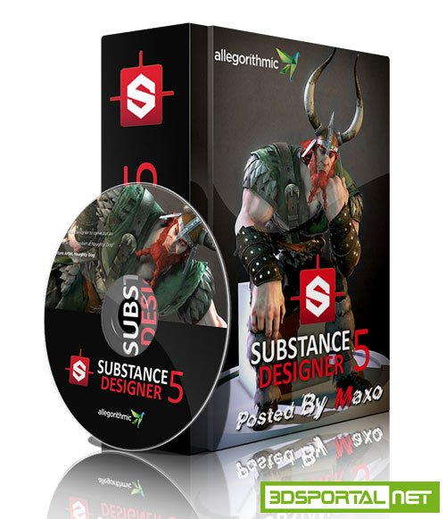 Allegorithmic Substance Design ...