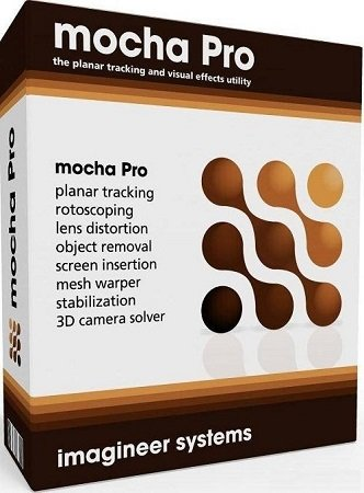 Imagineer Systems Mocha Pro 5.5.0 with Plugins Win/Mac/Lnx