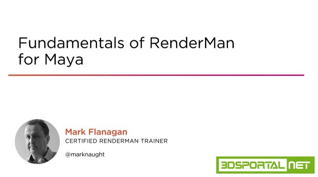 Fundamentals of RenderMan for  ...