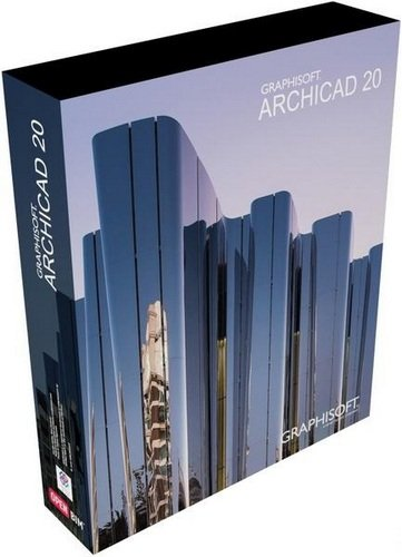 GraphiSoft ArchiCAD 20 Build 5 ...