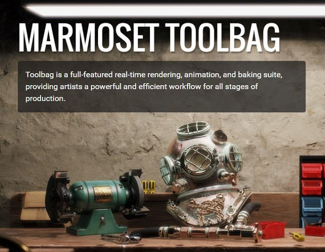 Marmoset Toolbag 3.0.2 Win