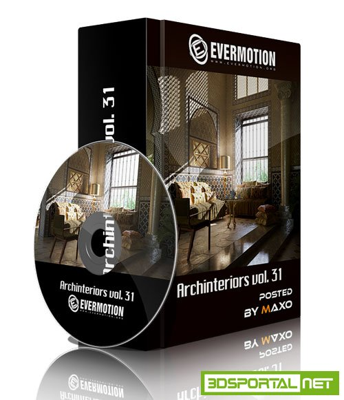 Evermotion - Archinteriors vol ...