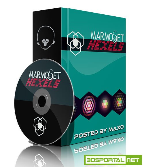 Marmoset Hexels 2.54 Win