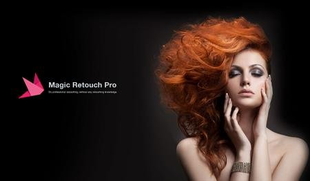 Magic Retouch Pro 4.0 Plug-in for Adobe Photoshop