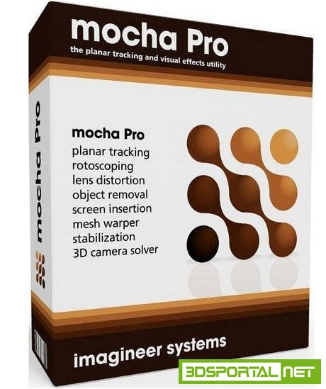 Imagineer Systems Mocha VR 5.5.1 with Plugins Win/Mac/Lnx