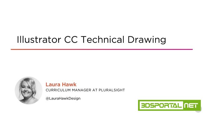 Illustrator CC Technical Drawi ...
