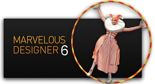Marvelous Designer 6.5 Enterpr ...