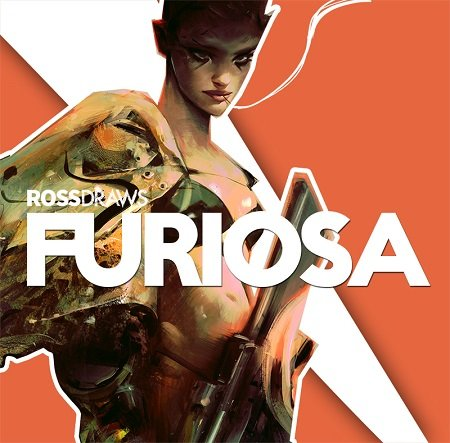 Gumroad – Furiosa Package by Ross Tran