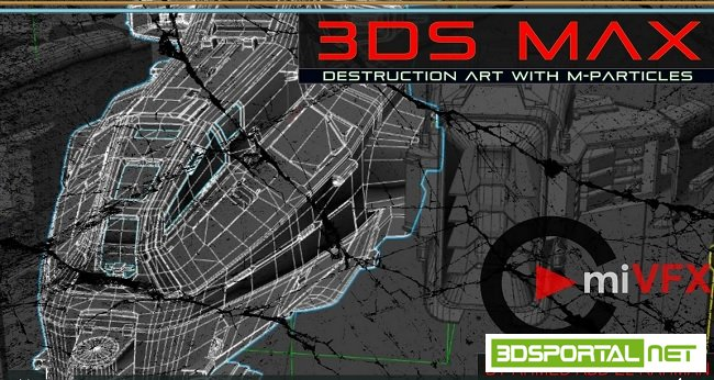 cmiVFX - 3DS Max Destruction A ...