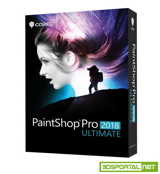 Corel PaintShop Pro 2018 Ultim ...
