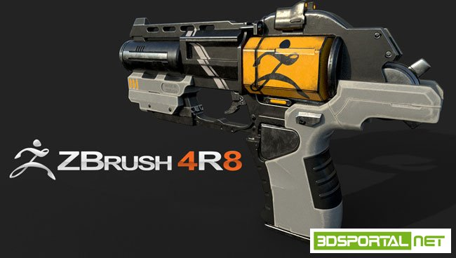 ZBrush 4R8 P2 + Keyshot Bridge ...