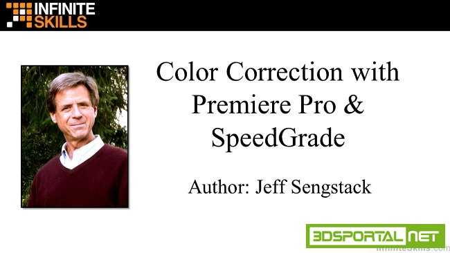O'Reilly - SpeedGrade and Premiere Pro Master Video Color Correction