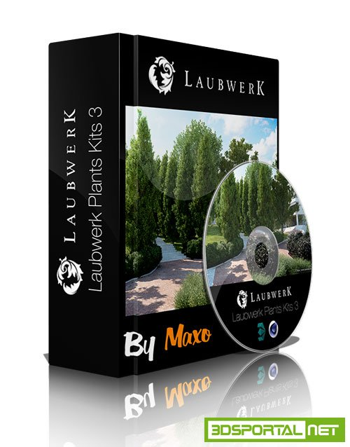 Laubwerk Plants Kit 6 & 7 Win