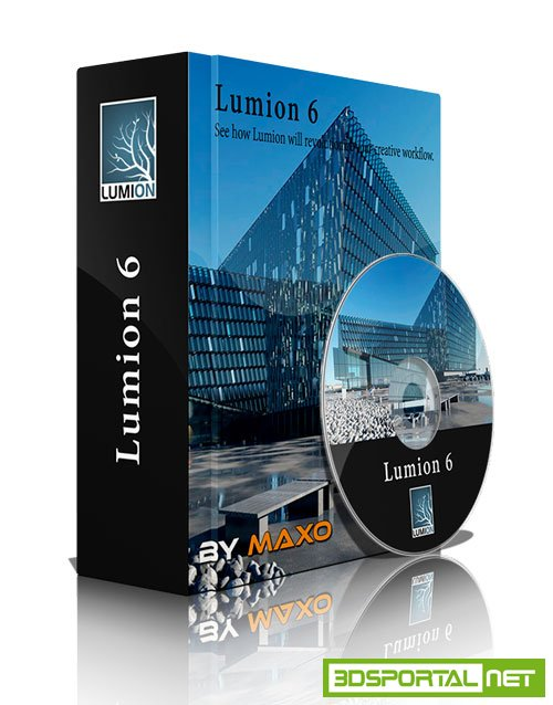 Lumion Pro 6.5.1 Win x64