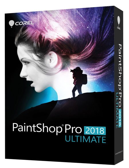 Corel PaintShop Ultimate 2018 20.2.0.1 Win