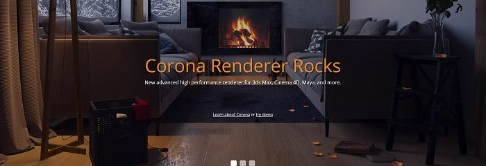 Corona Renderer 1.6 (Hotfix 3) for 3DS Max 2012 - 2018 Win