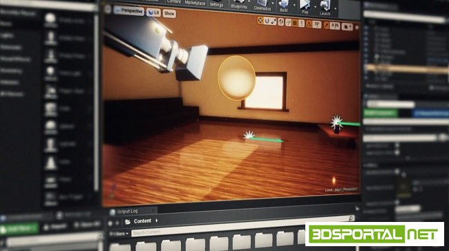 Unreal Engine 4 Fundamentals