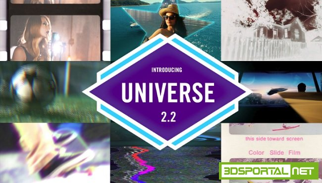 Red Giant Universe 2.2.2 Win x64