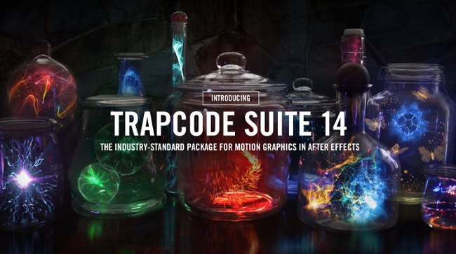 Red Giant Trapcode Suite 14.1. ...