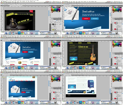 tutsplus - Photoshop Techniques for Web Designers (2012)