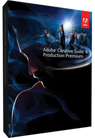 Adobe Production Premium CS6 ESD LS7