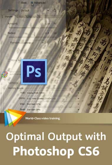 video2brain – Optimal Output with Photoshop CS6