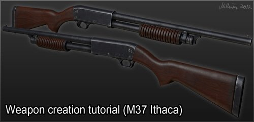 Weapon Creation Tutorial 2012