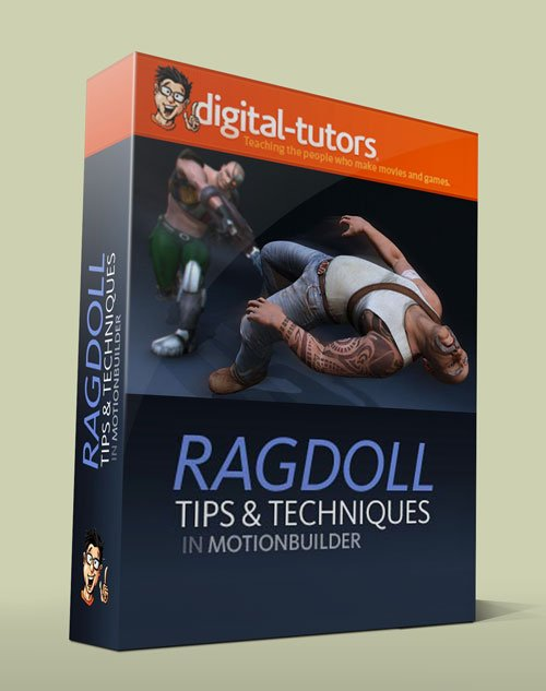 Digital - Tutors - Ragdoll Techniques in MotionBuilder
