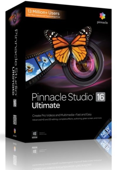 Pinnacle Studio 16 Ultimate VPP + Content VPP + Adorage VPP v.16.0.0.75 (2012 )