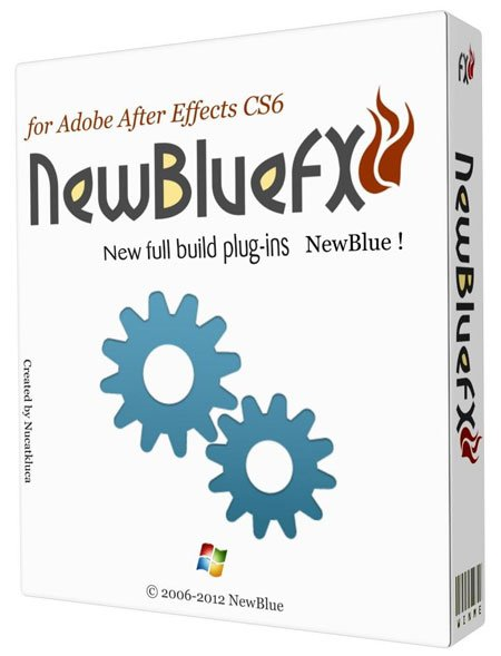 NewBlue Plugins Bundle 3.0 Build 120817 for Adobe After Effects CS6